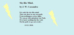 J W Cassandra Poem