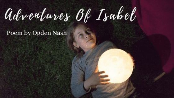 adventures of isabel ogden nash