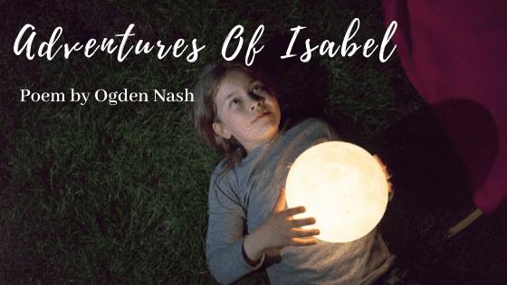 adventures of isabel ogden nash
