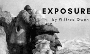 Exposure | A poem by Wilfred Owen