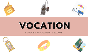 Vocation by Rabindranath Tagore