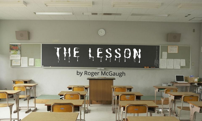 The Lesson - A poem by Roger McGough