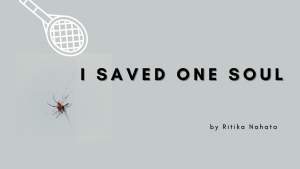 I Saved One Soul by Ritika Nahata at UpDivine